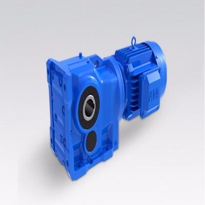 K系列斜齿-螺旋锥齿轮减速机